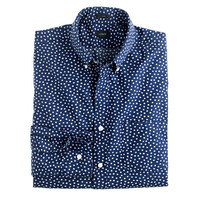 J.Crew Mens Slim Secret Wash Shirt In Daisy Floral