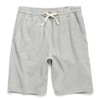 Action Sweatshort in Grey