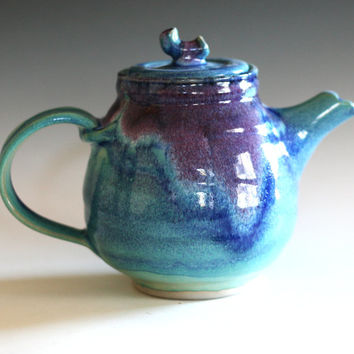 Ceramic Teapot, Handmade Teapot, ceramics and pottery