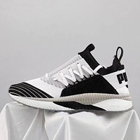 PUMA TSUGI JUN Cubism Woman Men Fashion Sneakers Sport Shoes