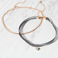 Choker set at PacSun.com