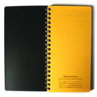 MNEMOSYNE LANGUAGE STUDY NOTEBOOK from PROTOWARES