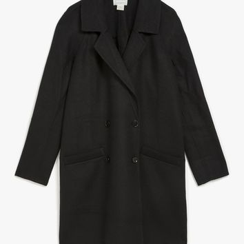 Doublefaced Reversible Coat