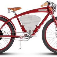 The Tracker from Vintage Electric Bikes