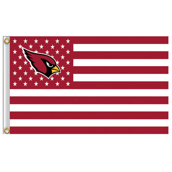Arizona Cardinals Flag 3 X 5 FEET