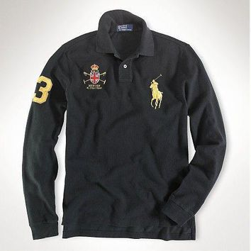 Beauty Ticks Ralph Lauren Mercer Big Pony Polo July-8 03 1280421