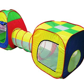 Baby Playing House Toys Storage Tent
