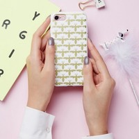 Signature Bee Print Iphone 7 Case at asos.com