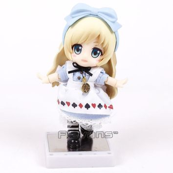 Cu-poche friends Alice from Alice in Wonderland Nendoroid Doll PVC Action Figure Collectible Model Toy 13CM