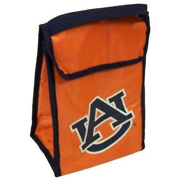 Licensed Auburn Tigers Insulated Lunch Box Bag War Eagle Forever Collectibles KO_19_1