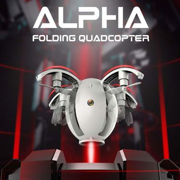 RC Helicopter Kai Deng K130 ALPHA RC Drone with Camera 2.4GHZ 4CH 6-Axis gyro RC Quadcopter Folding Transformable Egg Drone Gift