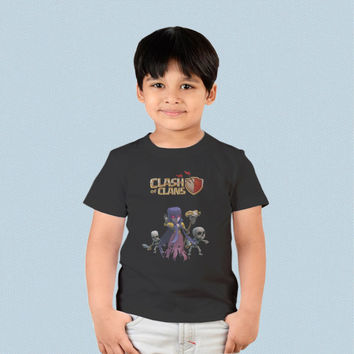 Kids T-shirt - Clash of Clans Witch