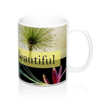 Different is Beautiful Coffee Mug 11oz