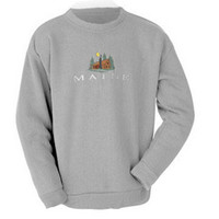 ESY Men's Cabin Crew-Neck Sweatshirt