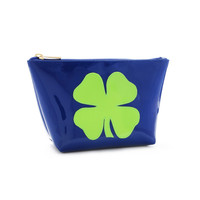 Green Clover Cosmetic Case