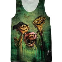 Ed Hardy | Ed, Edd n Eddy on Bathsalts Tank Top