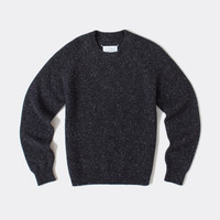 Gauge 5 Crewneck Sweater - Speckled