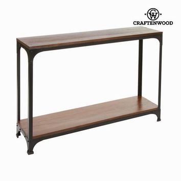 Wood and metal console - Franklin Collection by Craften Wood
