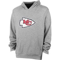 Mens Kansas City Chiefs Pro Line Black Reversible Hoodie