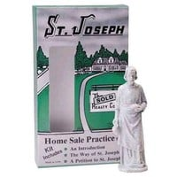 SheilaShrubs.com: St. Joseph Home Sale Kit TW200 by Design Toscano: Indoor Sculptures & Statues
