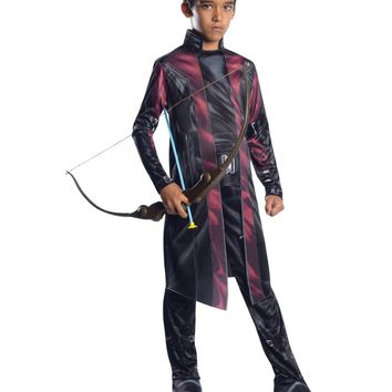 Child Hawkeye Costume, Marvel Avengers Age of Ultron