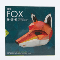 The Fox: Designed by Wintercroft - Urban Outfitters