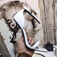 YSL Yves Saint Laurent Trending High Heels Shoes Sandals