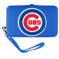 Chicago Cubs MLB Shell Wristlet
