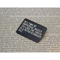 Telling The Truth Is A Revolutionary Act Pin