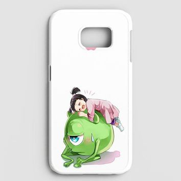 Monster Inc Cute Mike And Boo Samsung Galaxy Note 8 Case