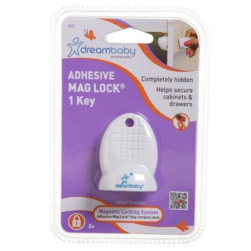 Dreambaby Child Safety Adhesive Mag Lock Key Only