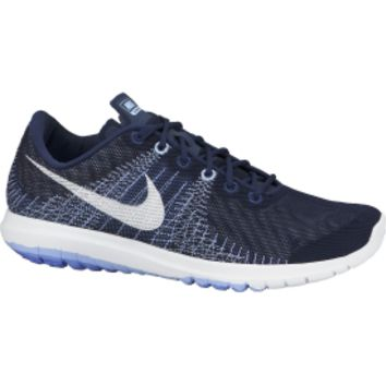 Nike Women's Flex Fury Running Shoes - Navy/White| DICK'S Sporting Goods