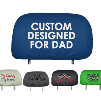 Best Car Headrest Covers Products On Wanelo