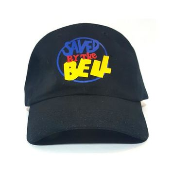 Saved By The Bell Dad Hat 90s