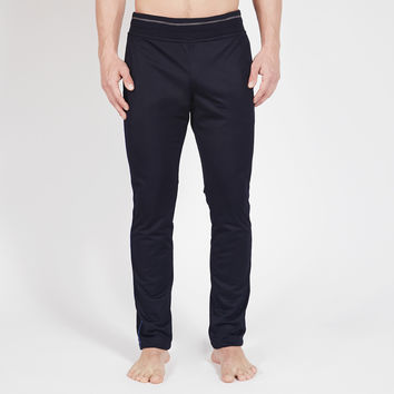 Uncuffed Cool Tech™ Pants (black)
