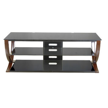 Techni Mobili Stylish & Modern 65 Inch TV Stand in Black
