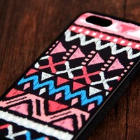 Native American Geometric iPhone 6s 6 plus case iPhone 6s rubber case Aztec iPhone 5s 5 5c silicone case iPhone 6 Case