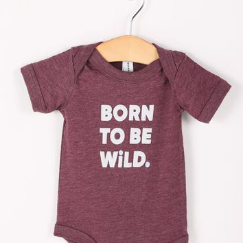 Charlie Southern Born to be Wild Onsie