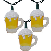 Brew Mug Party String Lights