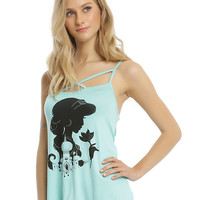 Disney Aladdin Jasmine Agrabah Girls Tank Top