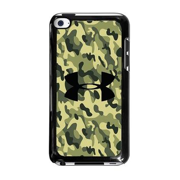 CAMO BAPE UNDER ARMOUR iPod Touch 4 Case Cover