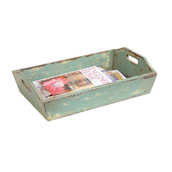 Rustic Mint Tray