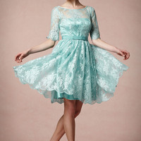 Tea Rose Dress