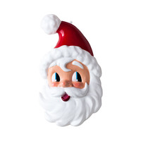St. Nick Wall Plaque