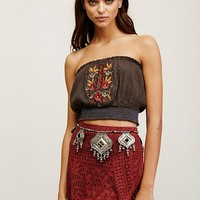 Free People Farida Metal Belt