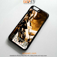 LED ZEPPELIN Jimmy Page Case for iPhone Galaxy HTC iPad iPod