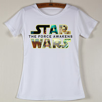 Casual Star Wars T-Shirt for Women