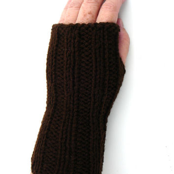 Wrist Warmers Outlander Fingerless  Gloves Unisex Handwarmers Choose your color