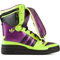 Adidas Originals Jeremy Scott 'Tall Boy' hi-top sneakers