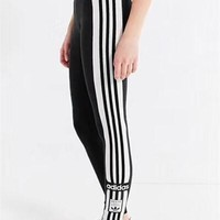 adidas Originals Adibreak 3 Stripes Legging - Black